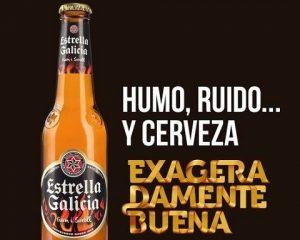 Packaging Estrella Galicia