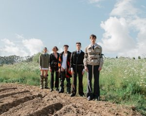 The Farm of Mateo Arnoso (Kaltblut and Vogue Italia)