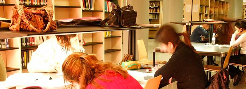 Biblioteca Central do Campus de Pontevedra