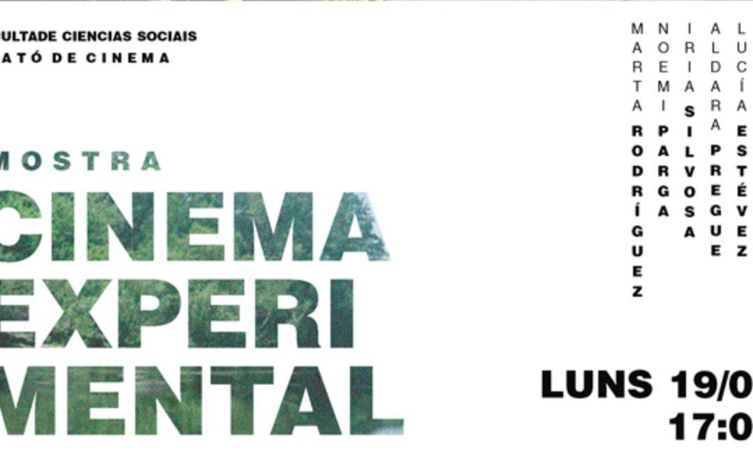 Mostra de Cine Experimental na FCSC